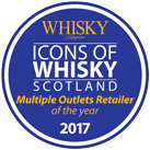 Icons of Whisky Scotland