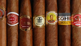 Over 1700 cigars in range