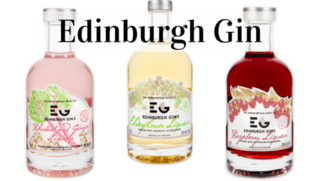 New Edinburgh Gin Flavours!!