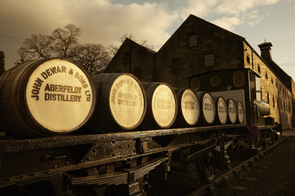 It's All About Aberfeldy