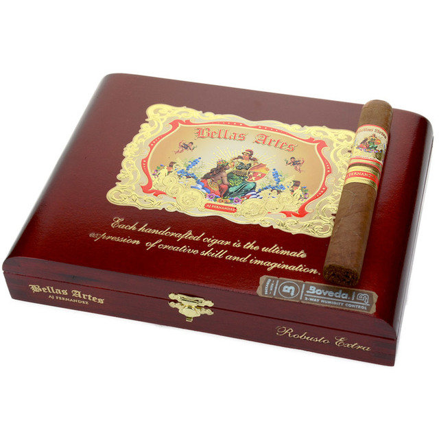 A.J. Fernandez Bellas Artes Natural Robusto - Box of 20