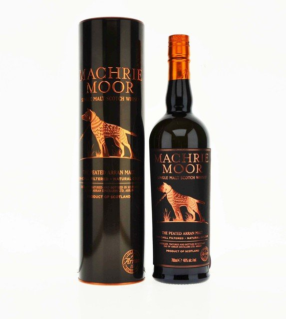 Arran Single Malt Scotch Whisky Machrie Moor 2018 Release Edition 46% Vol., 70cl