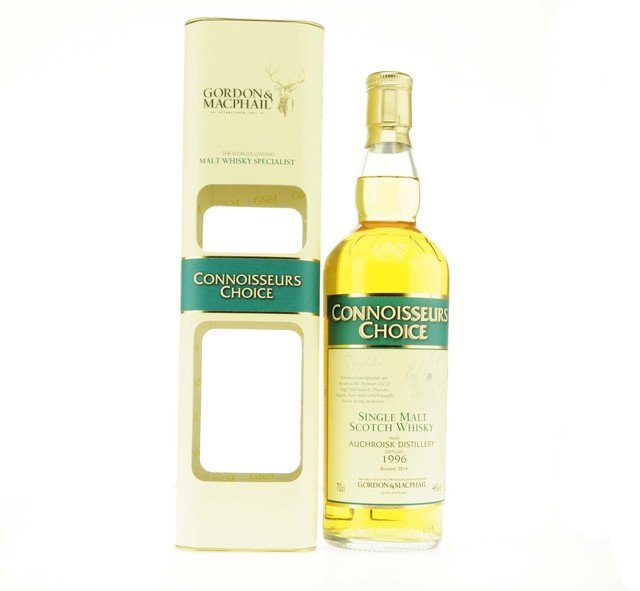 Connoisseurs Choice Auchroisk Single Malt Scotch Whisky 1996 46% Vol 70Cl