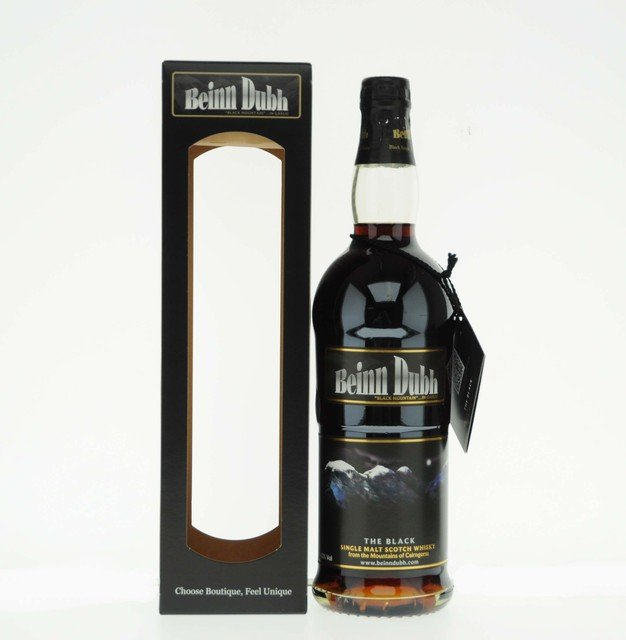 Beinn Dubh Single Malt Scotch Whisky - 70cl, 46% vol.