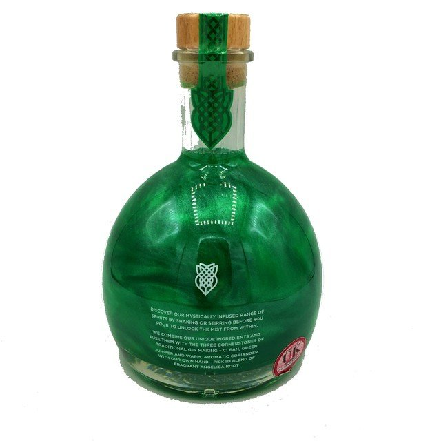 Black Thistle Green Mist Gin - 70cl, 41% vol.