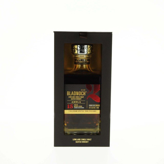 Bladnoch Adela Single Malt Scotch Whisky 15 Year Old 46.7% Vol 70 Cl