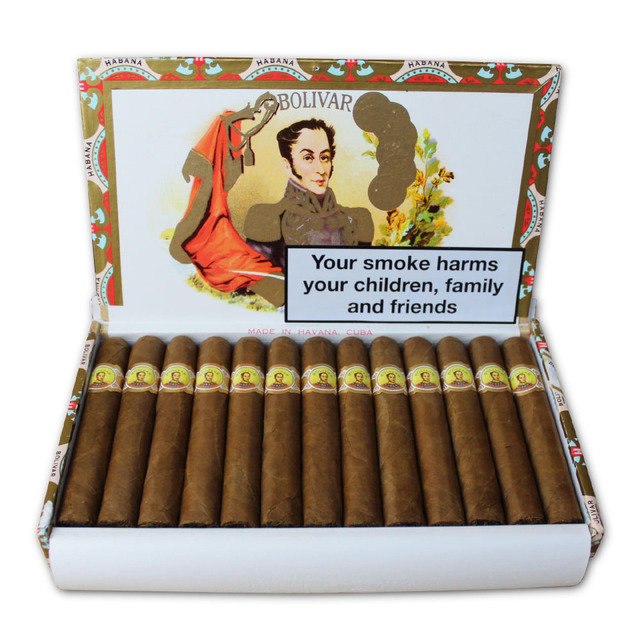 Bolivar Coronas J. Cigar - Box of 25