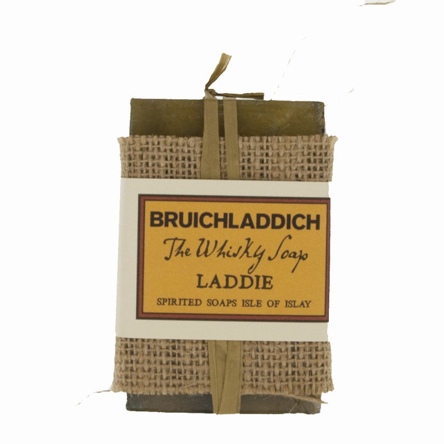 Bruichladdich Spirited Soap