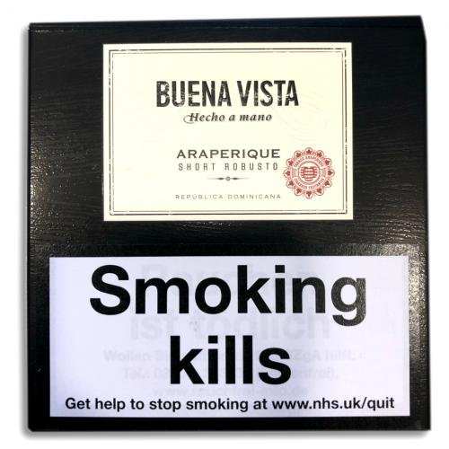 Buena Vista Araperique Short Robusto - 5 Pack