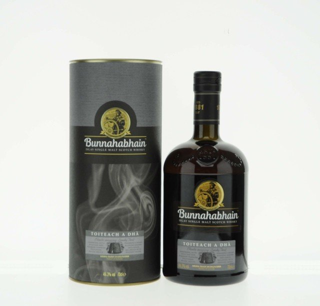 Bunnahabhain Toiteach a Dha Single Malt Scotch Whisky - 70cl, 46.3% vol.
