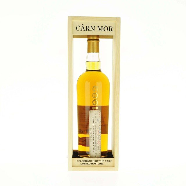 Carn Mor Celebration of the Cask - 1989 Aberlour (70cl, 55.1% ABV)