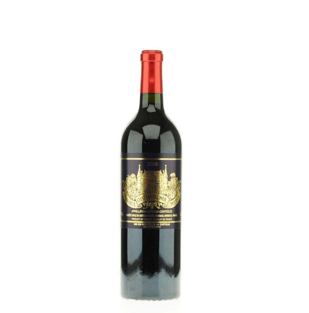 Chateau Palmer Margaux 2005 - Red Wine - 75cl