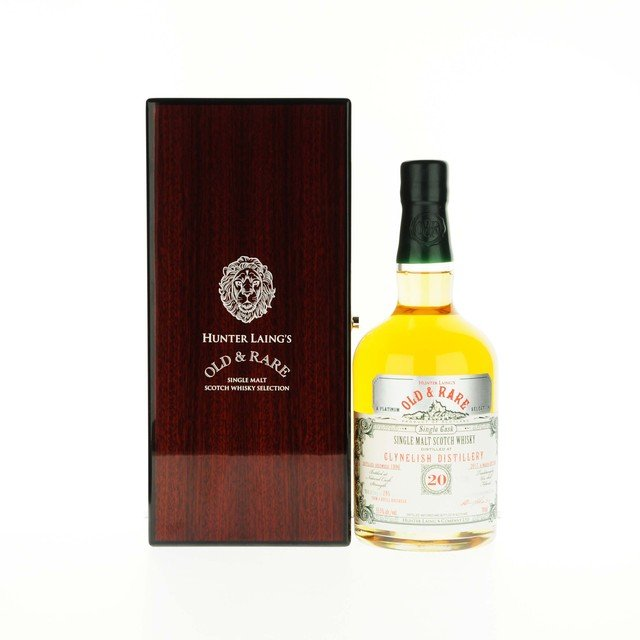 Clynelish 20 Year Old Hunter Laing Old & Rare Platinum Selection