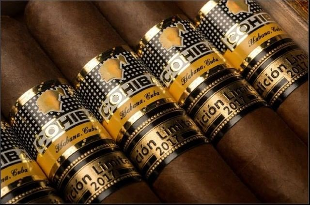 Cohiba Talismán Limited Edition 2017 - Box of 10