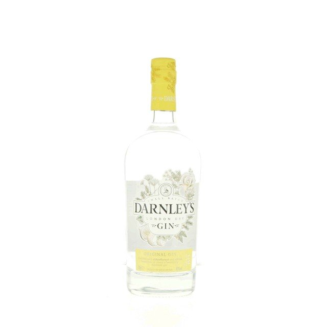Darnley's Small Batch London Dry Gin