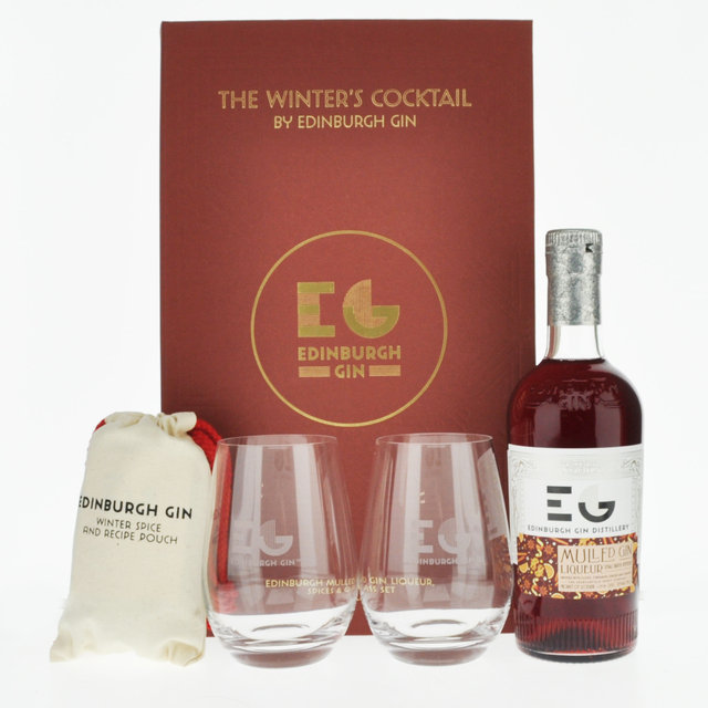 Edinburgh Gin The Winter's Cocktail - 50cl, 20%