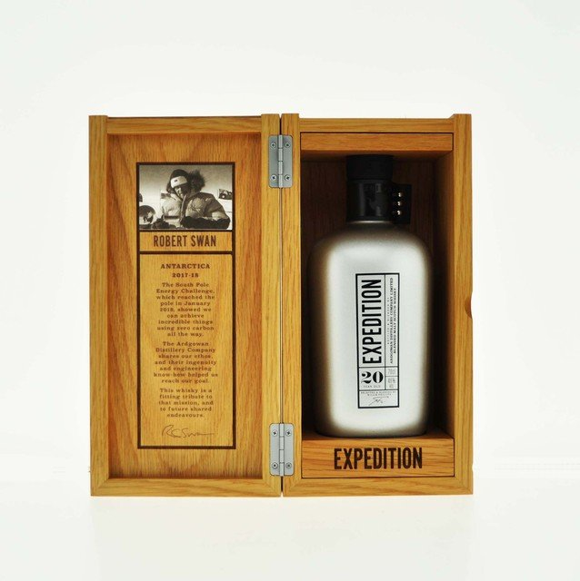Ardgowan - Expedition 20 Year Old Blended Malt (70cl, 46% ABV)