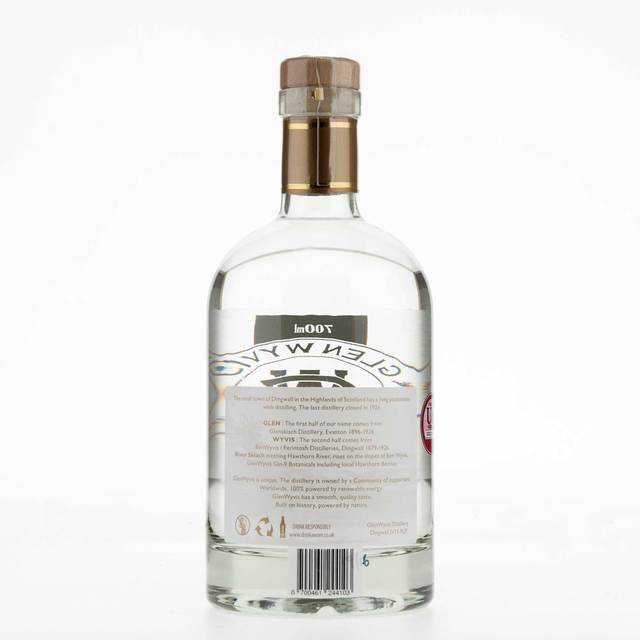 GlenWyvis Scottish Gin