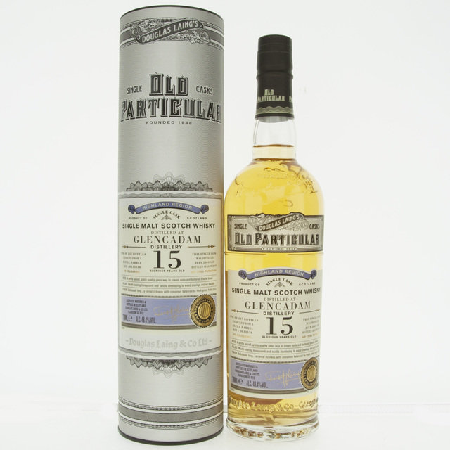 Old Particular - 2004 Glencadam, 15 Year Old Single Cask (70cl, 48.4% ABV)