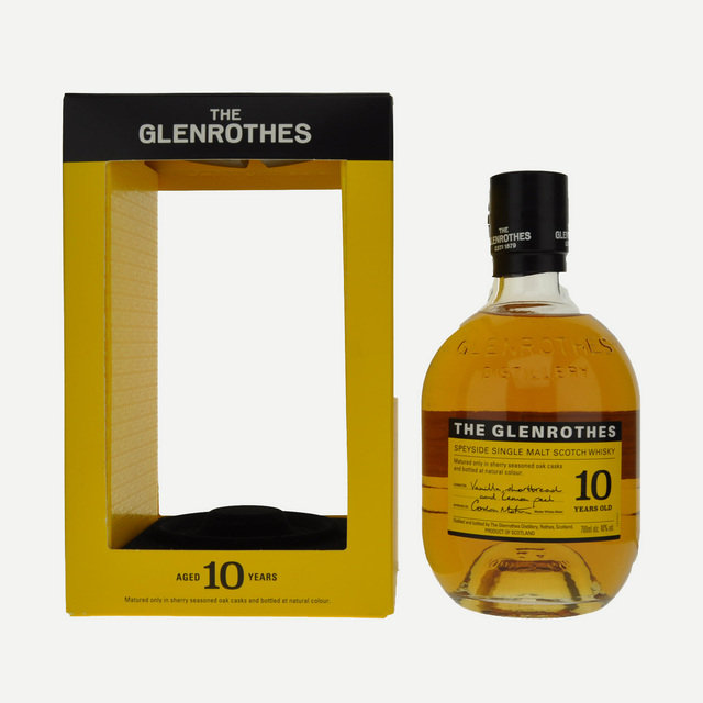 Glenrothes 10 Year Old 40% 70cl