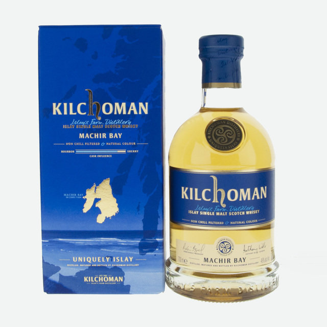 Kilchoman Machir Bay Single Malt Scotch Whisky - 70cl, 46%