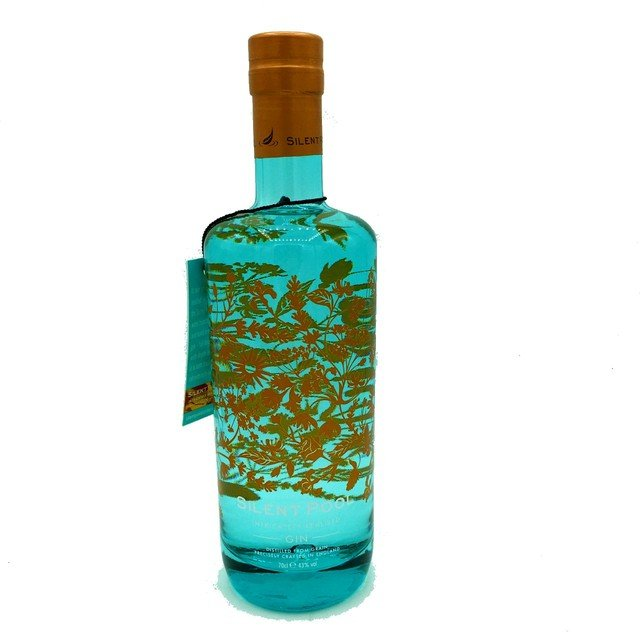 Silent Pool Gin - 70cl, 43% vol.
