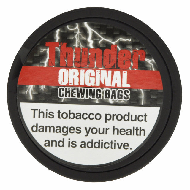 Thunder Original Chew Bags