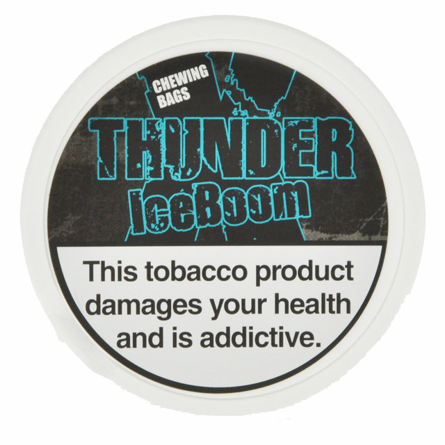 Thunder X Ice Boom Chew Bags