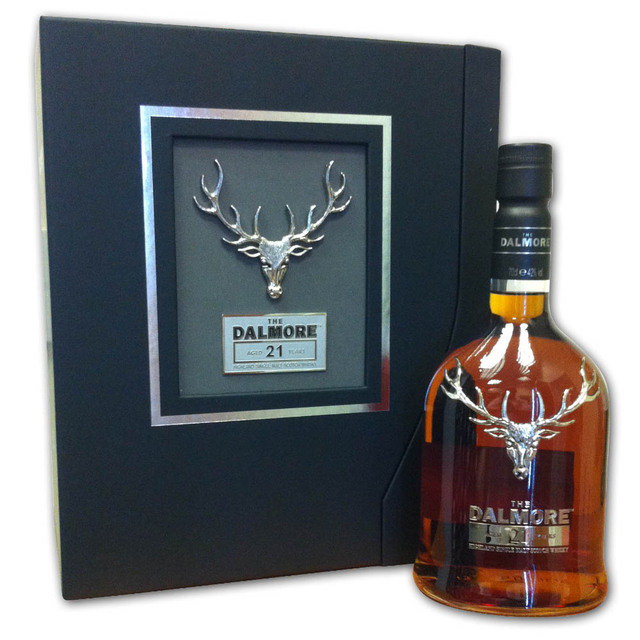 Dalmore 21 Year Old 2015 Release
