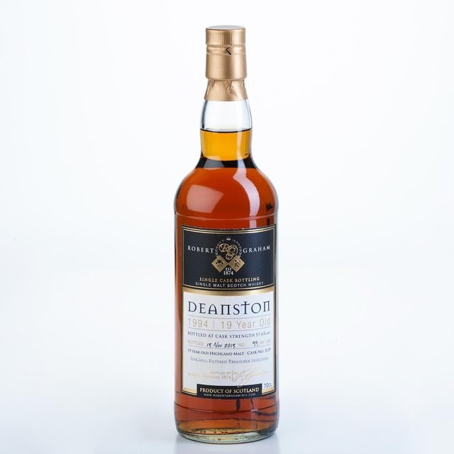 Treasurer's Selection Deanston 1994 19 years old 57.6% 70cl