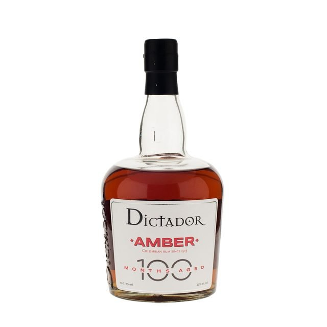 Dictador Amber 100 Months Aged Rum