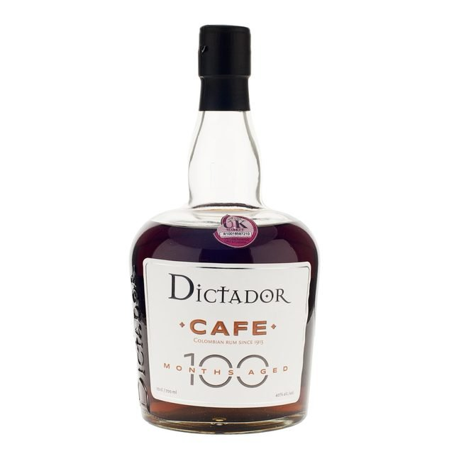 Dictador Cafe 100 Months Aged Rum