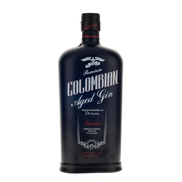 Dictador Colombian Aged Gin - Treasure