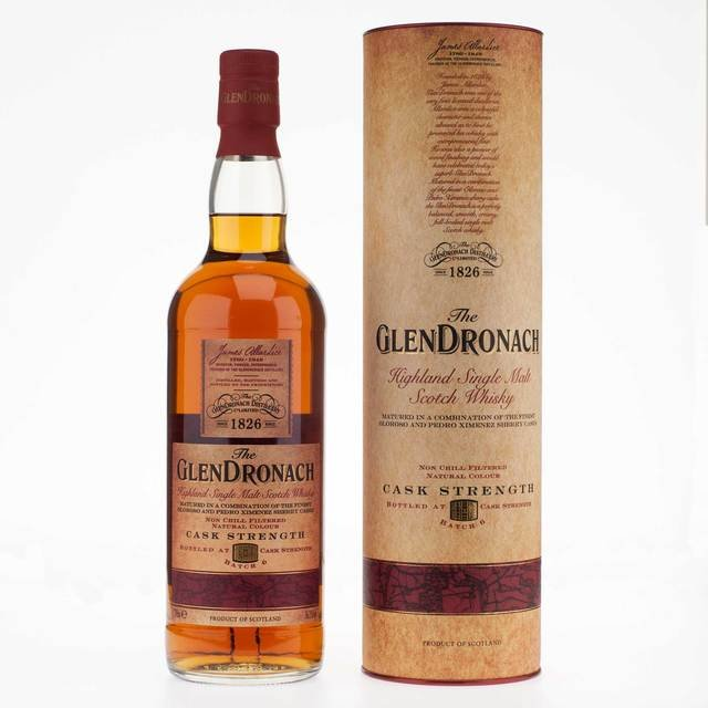 Glendronach Cask Strength Batch #006