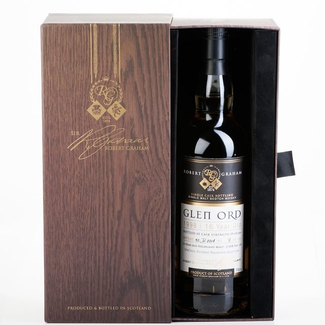 Treasurer's Selection Glen Ord 1998, 16 year old (70cl 59.6%)