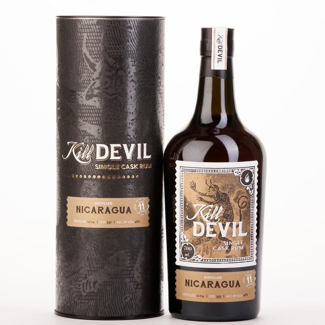 Kill Devil 11 Year Old Nicaraguan Single Cask Rum