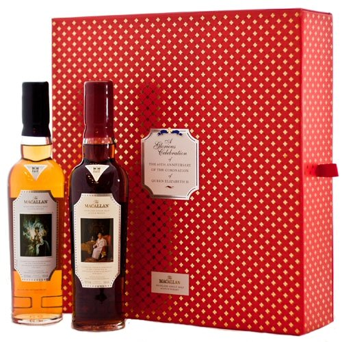 Macallan Coronation Queen Elizabeth II 60th Anniversary