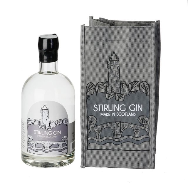 Stirling Gin, 70cl, 43% ABV