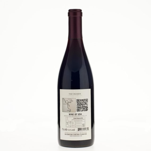 The Crusher 2012 Pinot Noir Grower's Selection, Red Wine