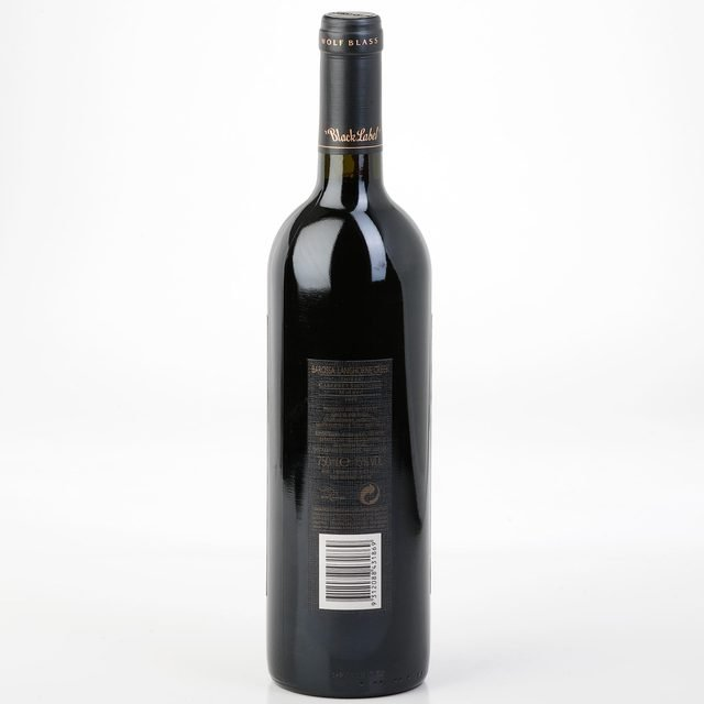 Wolf Blass Black Label Shiraz/Cabernet Sauvignon 2002