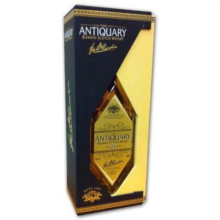 Antiquary 21 year old (70cl 43%)
