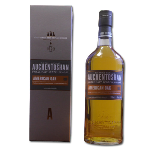 Auchentoshan American Oak Single Malt Scotch Whisky 70cl 40%