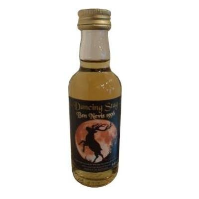 Dancing Stag Ben Nevis 1996, 13 year old (5cl 46%)