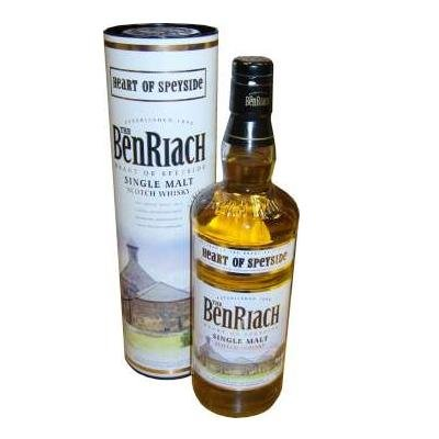 Benriach Single Malt Scotch Whisky No Age 40% Vol 70Cl (Heart Of Speyside)