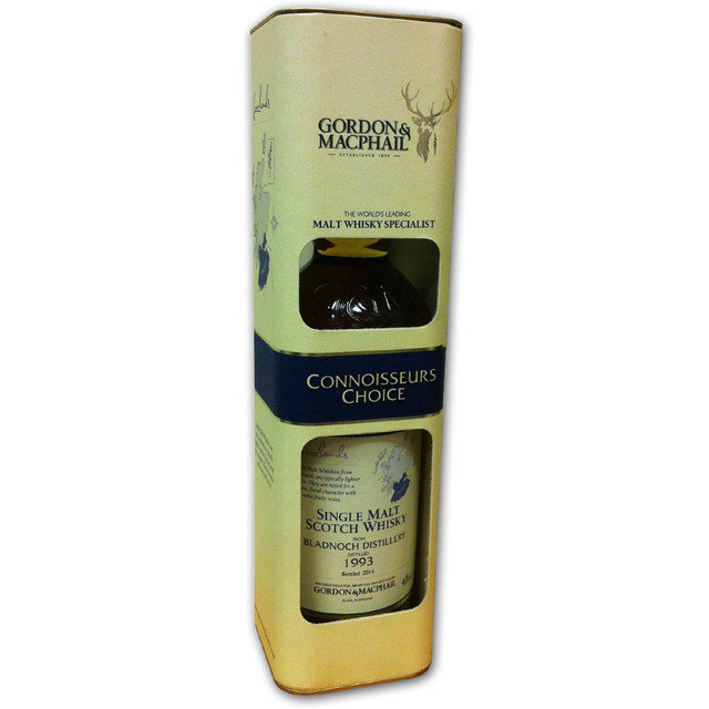 G&M Connoisseurs Choice Bladnoch 1993 (70cl)