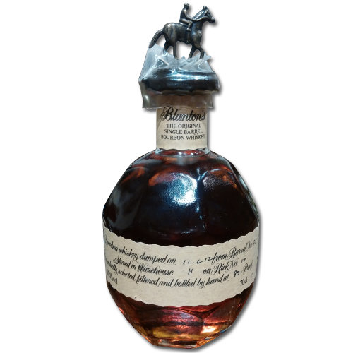 Blanton's Original Single Barrel Bourbon Whiskey46.5% 70cl