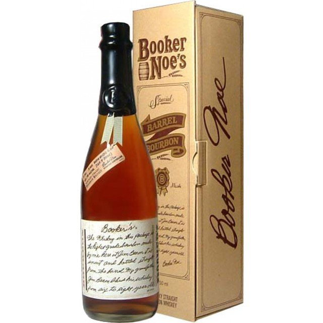 Booker's True Barrel Bourbon (64% 70cl)