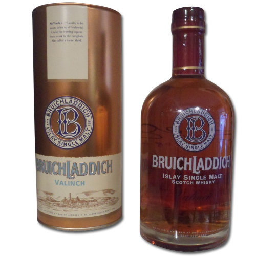 Bruichladdich 1990 - The Viking Visit 50cl 54.9%