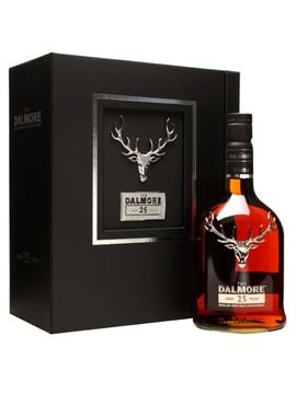 Dalmore 25 Years Old Single Malt Scotch Whisky  (70cl 42%)