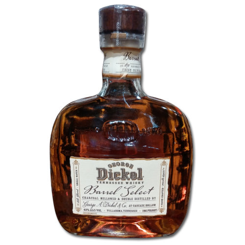 George Dickel Barrel Select Tennessee Whiskey 43% 75cl